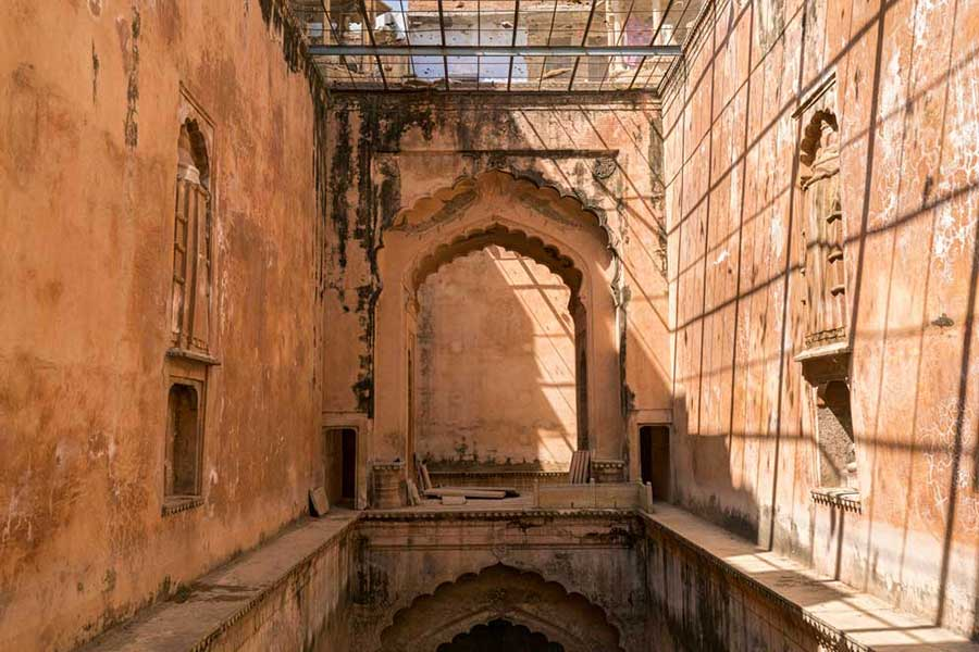 The Stepwells of Bundi, Rajasthan