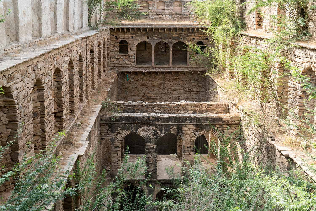 Stepwell Diary - Abhaneri to Bundi
