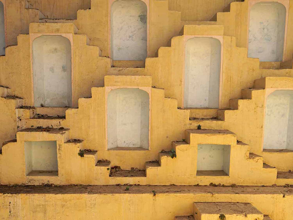 Subterranean Architecture of Rajasthan - Stepwells Revisited