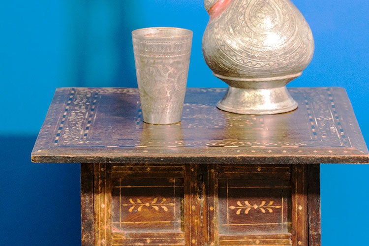 Indian Furniture - Campaign Tables and Occasional Tables