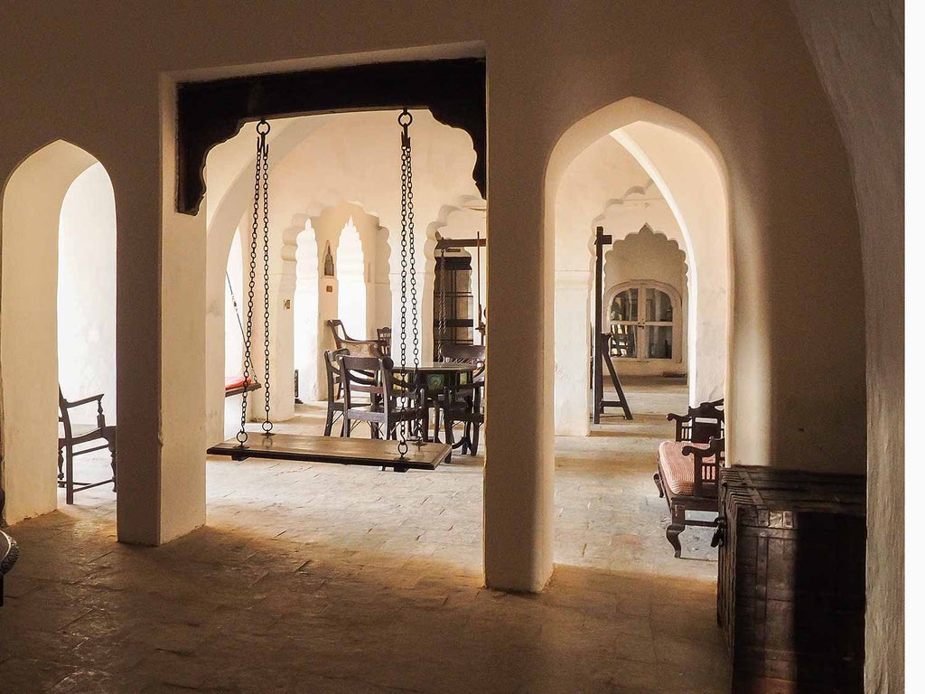 Special Places to Stay in Rajasthan - Neemrana Fort Palace