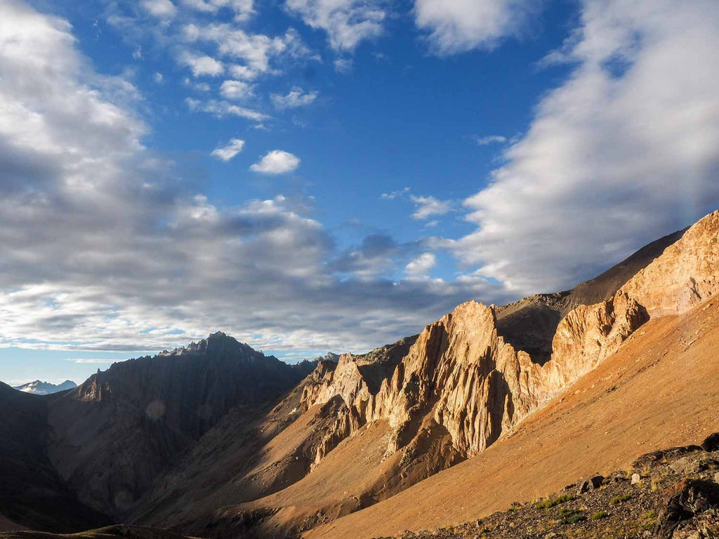 Ladakh: Kanji to Hanupatta over the Yogma La
