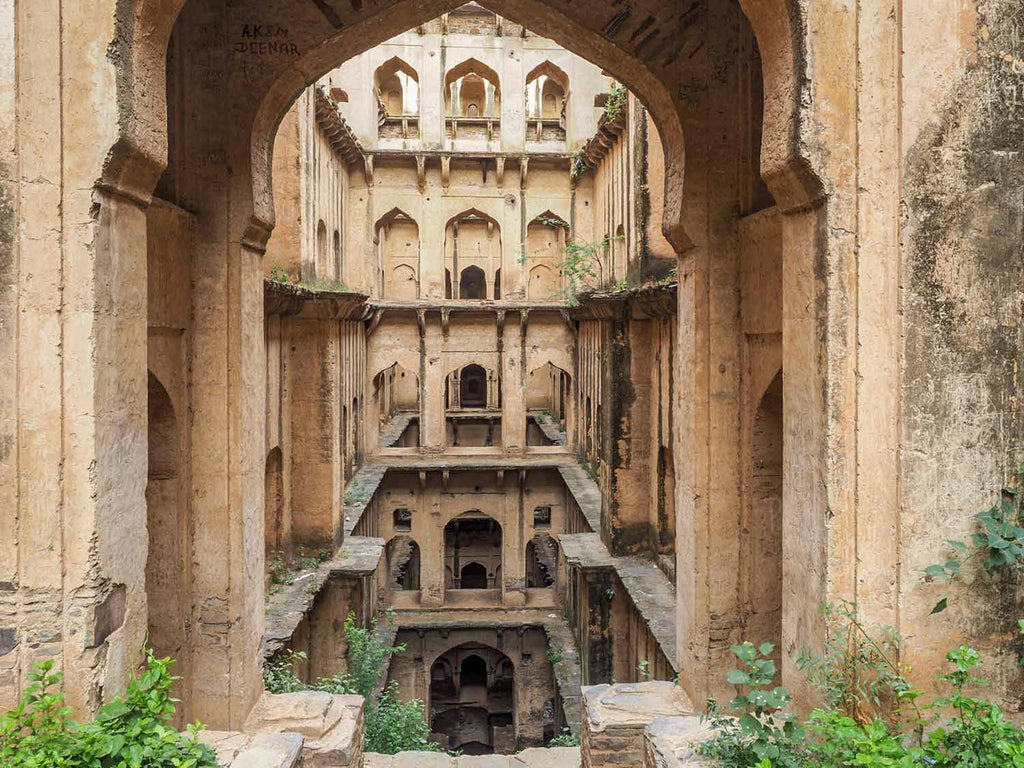 The Forgotten Stepwells of Rajasthan - Ancient Subterranean Architecture