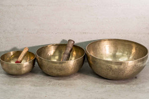 Tibetan Healing and Singing Bowls