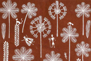 The Wonderful Imagination of India's Warli Tribal Paintings