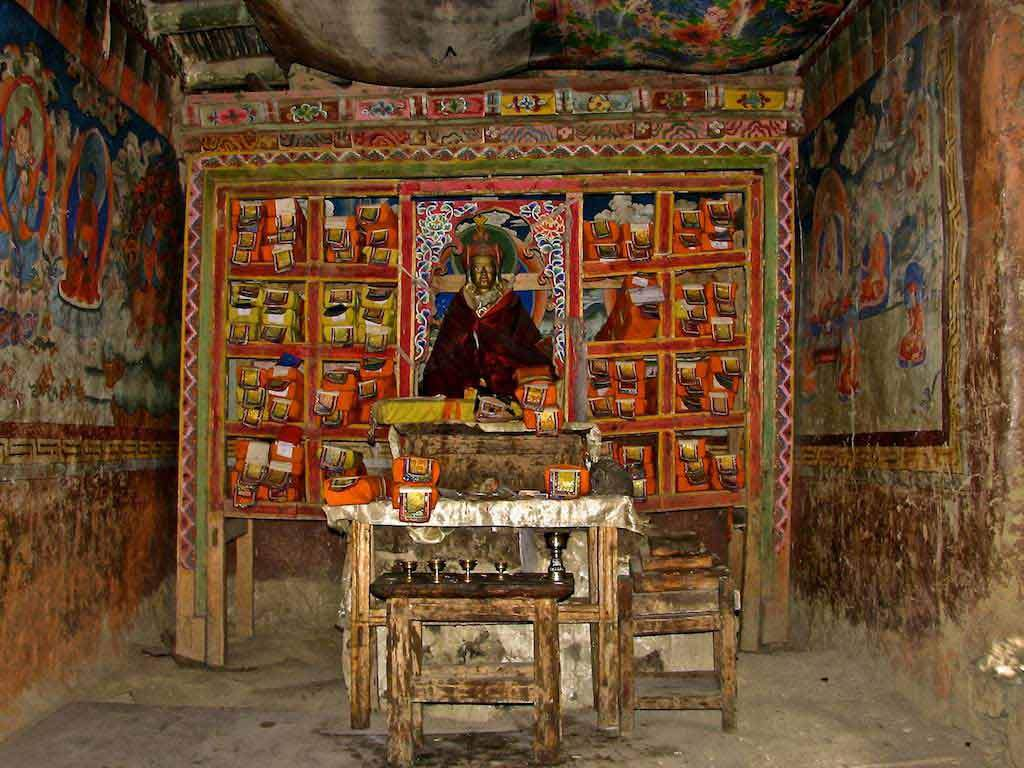 Images of the Buddha in the Himalaya 2