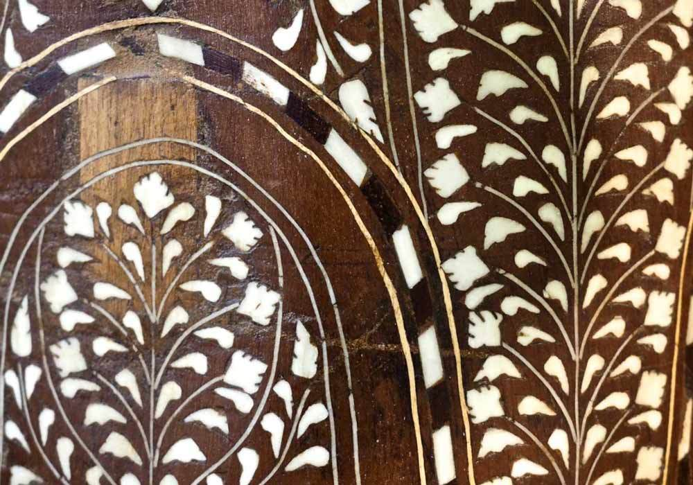 Inlaid Wooden Furniture from India
