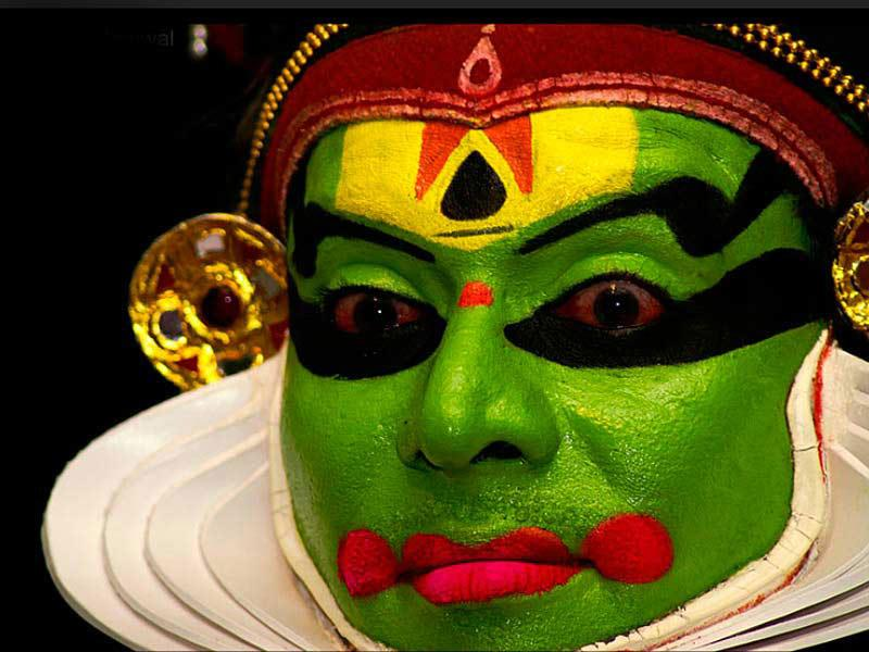 What is Indian Kathakali Dance?