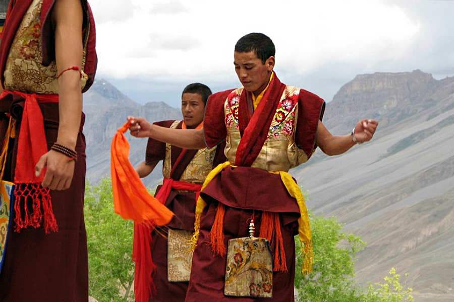 In Spiti: Tales from the Buddhist Himalaya