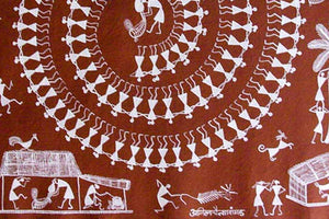 Warli Paintings | Tribal Art from India