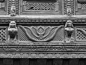 The Wooden Carvings of Kathmandu