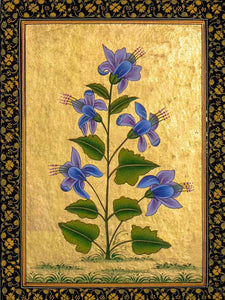 Indian miniatures and folk art paintings from India