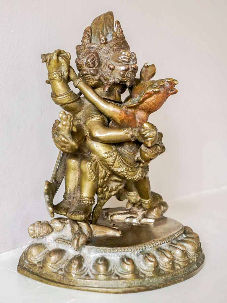 Buddhist Tantric Protector Deity