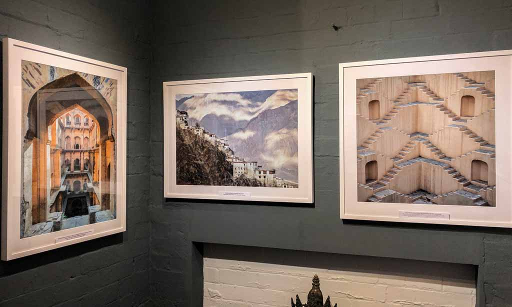Stepwell Photo Exhibition at the Silk Road Gallery