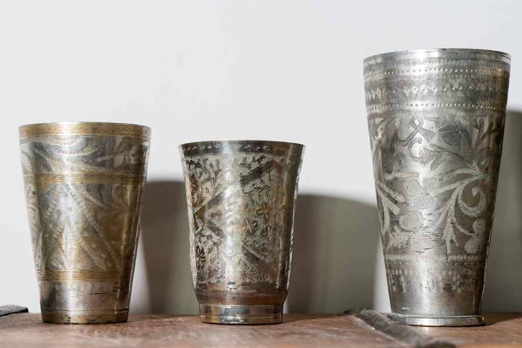 Lassi glasses