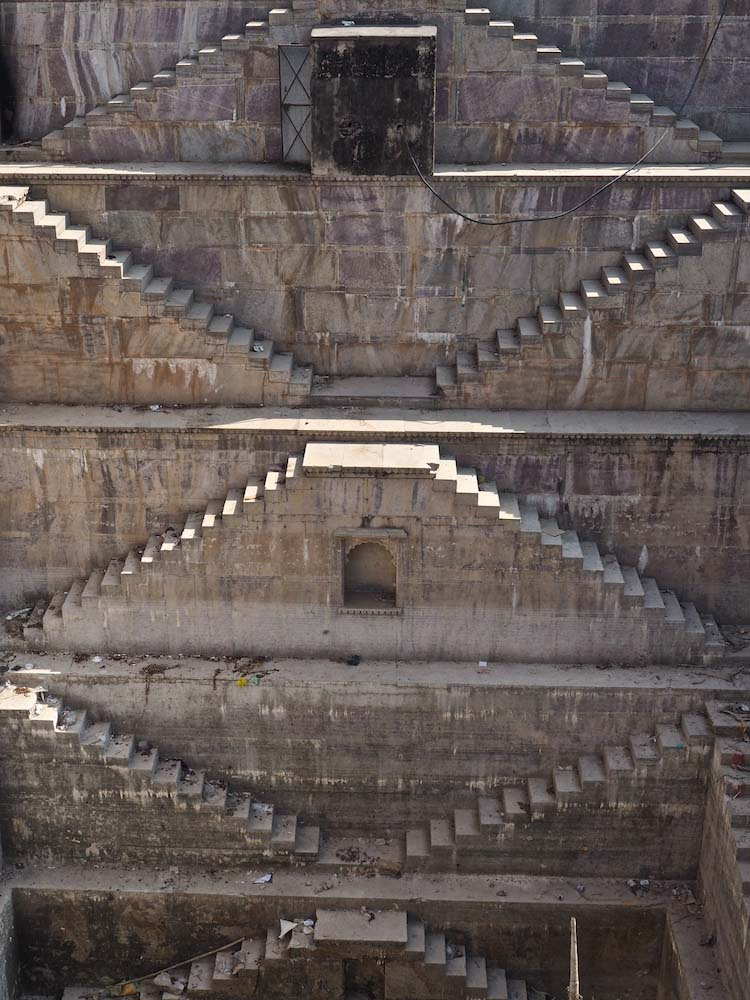 Stepwell at Bundi