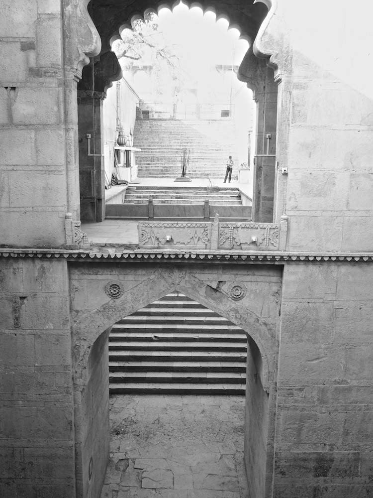 Roaring Tiger Stepwell at Bundi