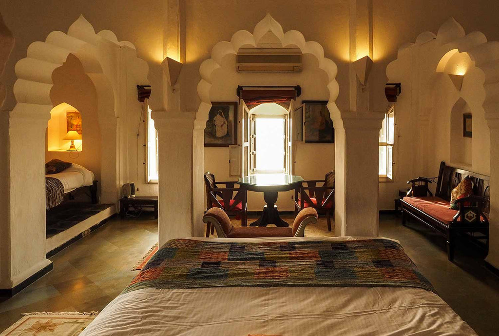 Neemrana Bedroom