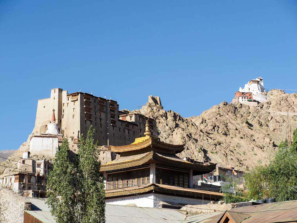 Leh Palace and Fort