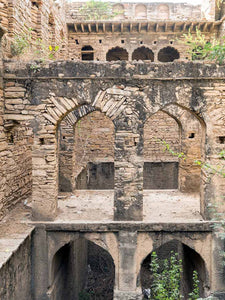 Photo of Nanag Ram ji ki Baoli Stepwell at Bandarej