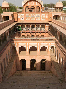 Photo of Bara Baoli Stepwell at Bandarej