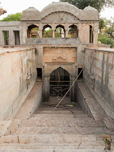 Restored Indergarh Baoli no 2, Rajasthan