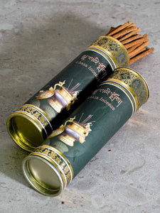 Lhasa Tibetan Incense in a Short Tube