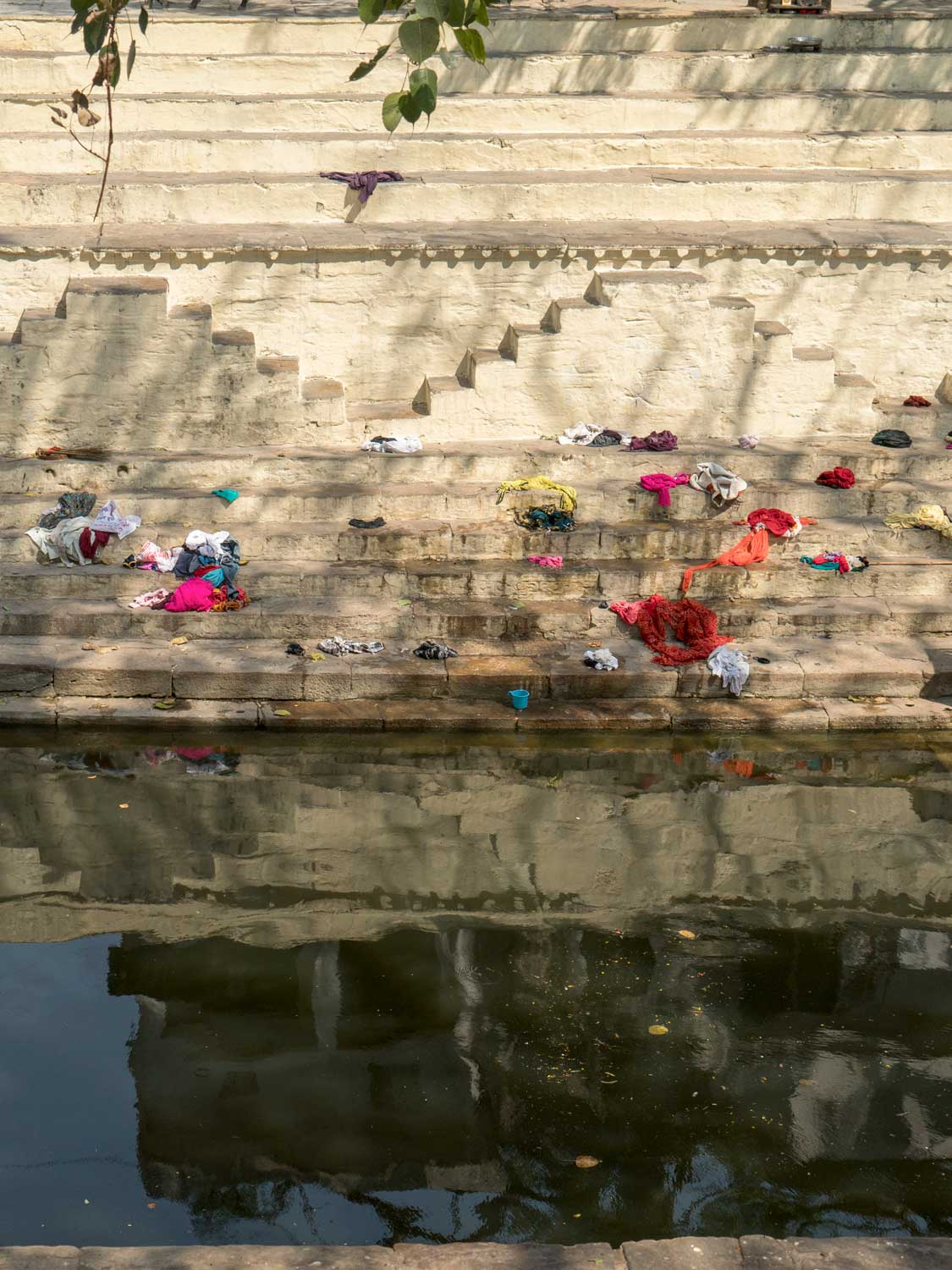 Gaya Kund Stepwell at Pushkar