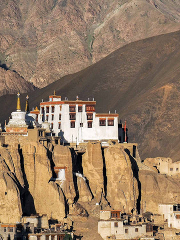 Photo of Lamayuru Monastery, Ladakh, detail