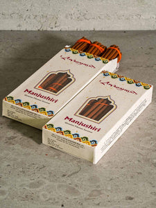 Manjushiri Tibetan Incense in a box