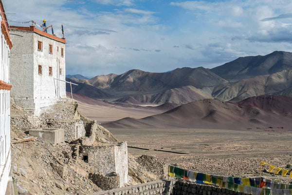 Photo of Nyoma Monastery, Changtang, Ladakh
