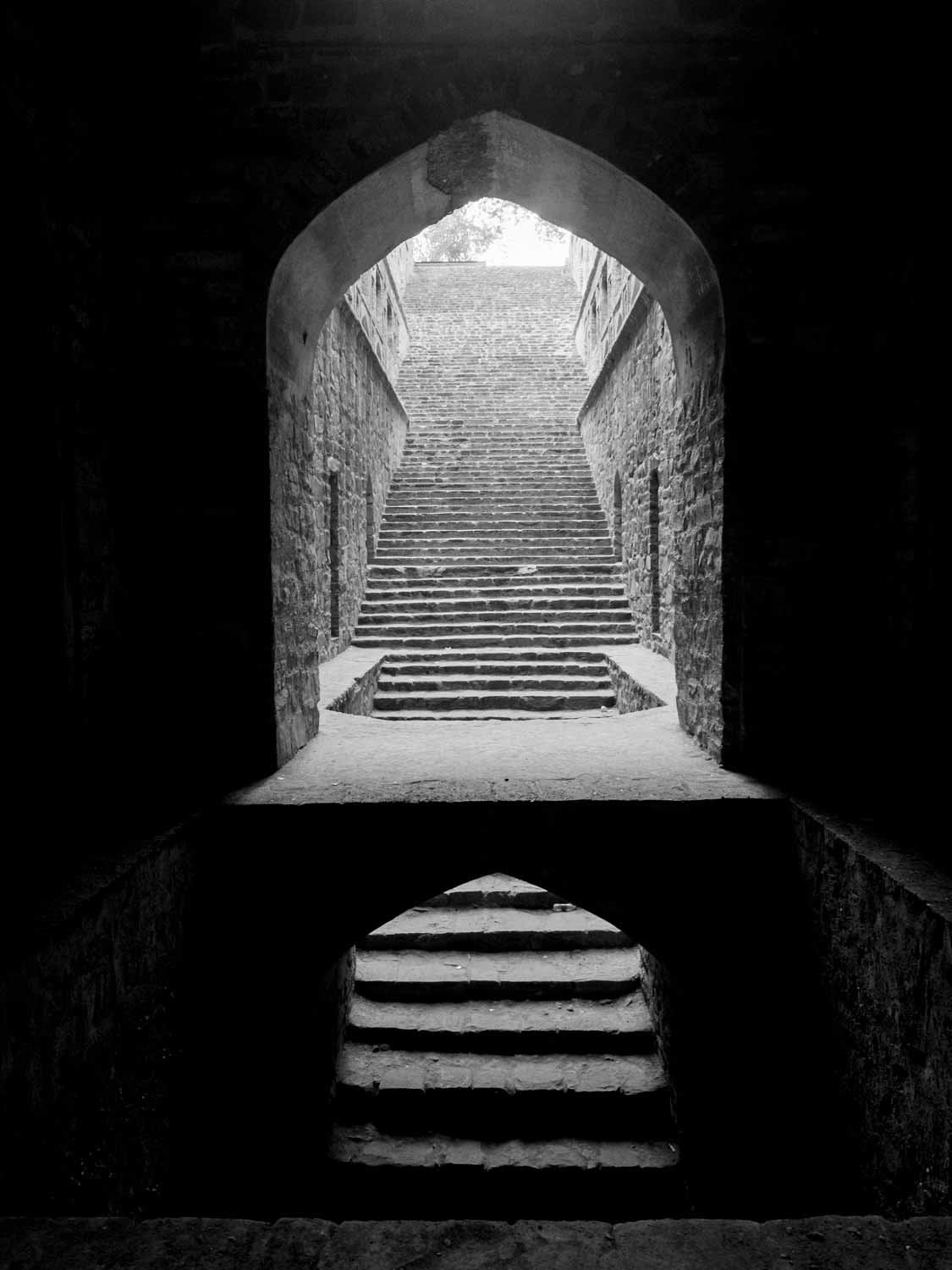 Photo of Agrasen ki Baoli Stepwell, Delhi