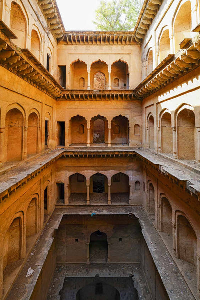 Taseen Stepwell, Upper Levels | Stepwell Photos