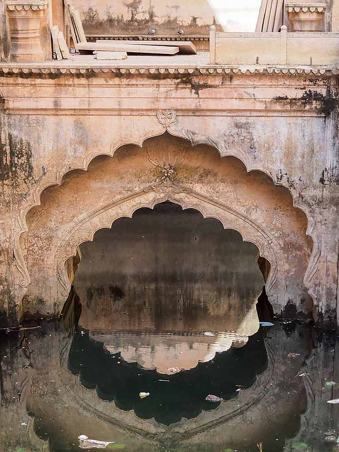 Photo of Bhawaldi Baoli Stepwell at Bundi, Rajasthan