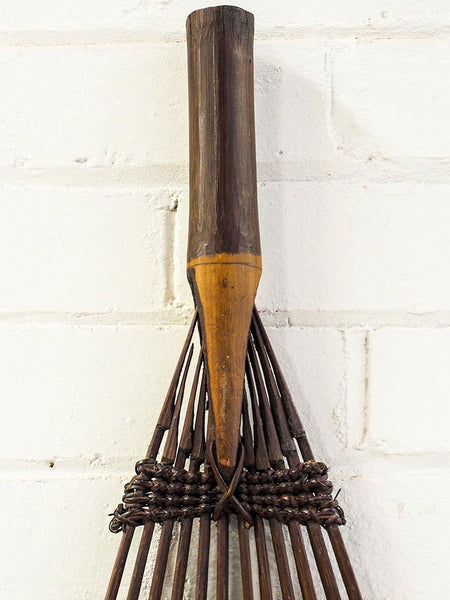 Paddy Rake | Bamboo Tool from Assam 2
