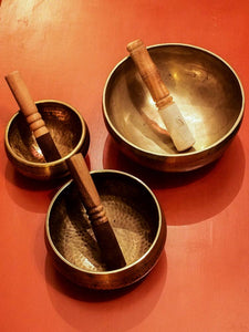 Tibetan Singing Bowls 1