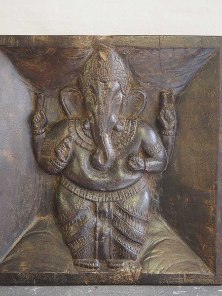 Wall Mounted Ganesha Sculpture 2