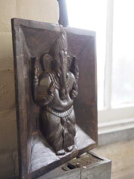 Wall Mounted Ganesha Sculpture 3