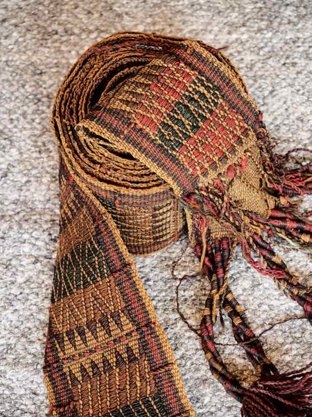 Woven Kuchi Tent Band from Afghanistan 2