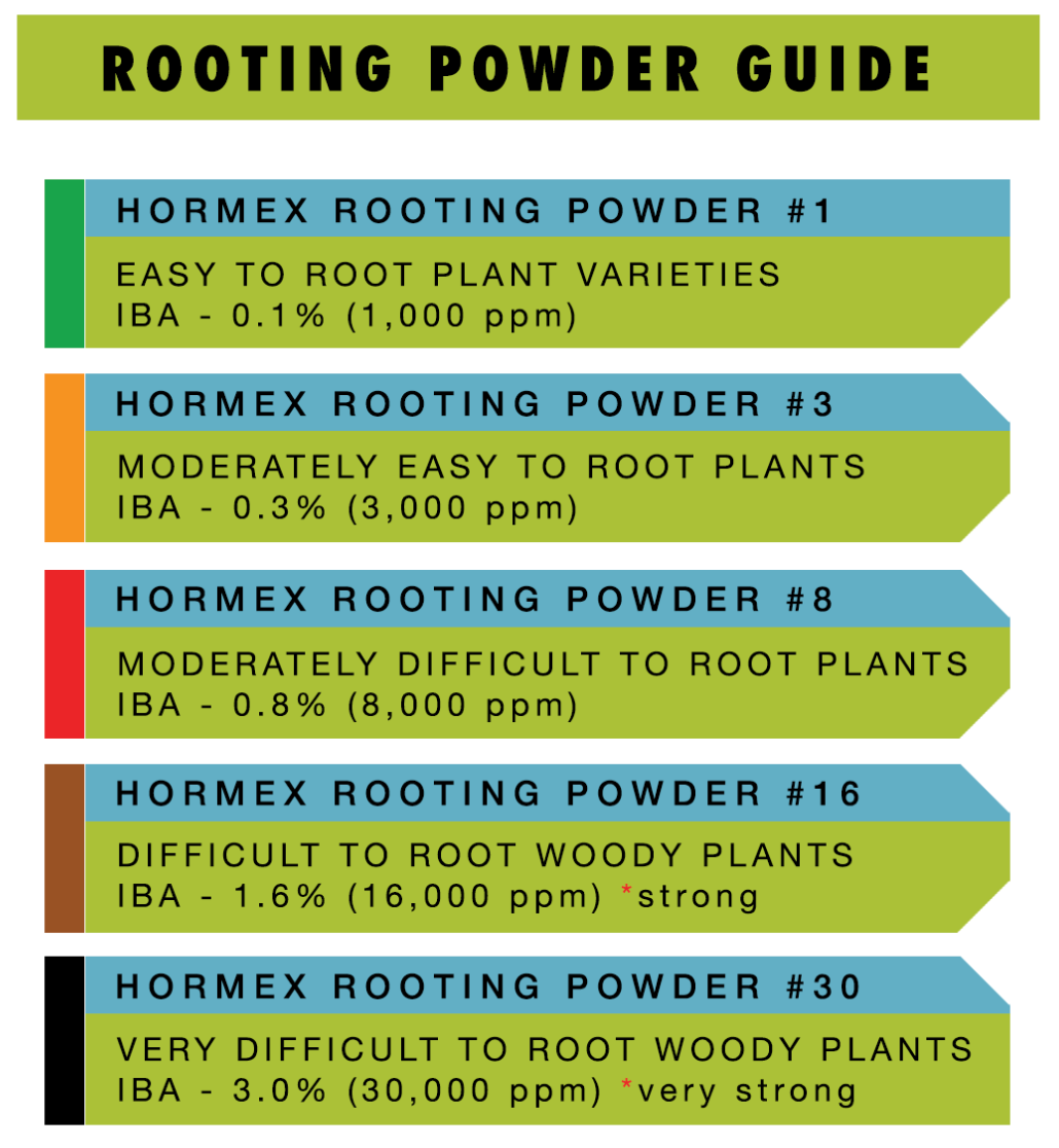 Rooting Powder Guide
