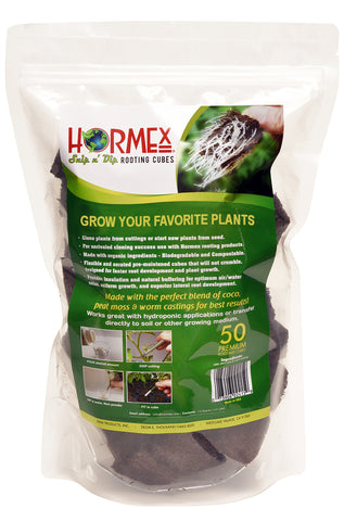 HORMEX ROOTING CUBES