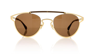 AM Eyewear Noj.1 110.1 GD-SM Gold Sunglasses