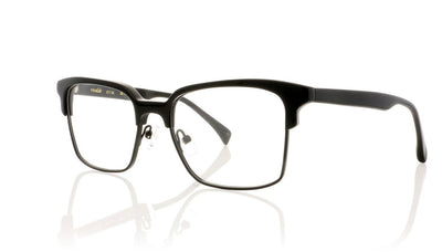 AM Eyewear Vivalde O17 BL Black Glasses at OCO