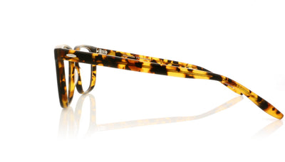 Barton Perreira Joe MBT Matte Black Amber Tortoise Glasses at OCO