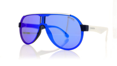 Carrera 1008/S RCTZ0 Matt Blue Sunglasses