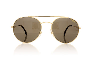Carrera 131/S J5GIR Gold Sunglasses
