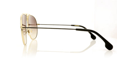Carrera BOUND 2M2HA Blk Gold Sunglasses at OCO