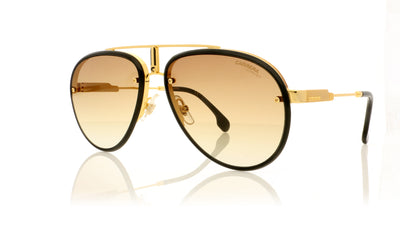 Carrera GLORY 2M286 Blk Gold Sunglasses