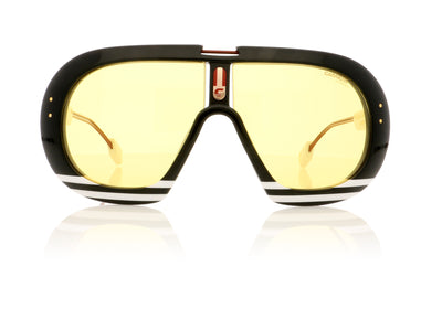 Carrera SKI-LL 80SHO Black Sunglasses at OCO