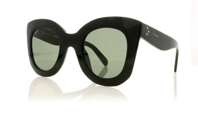 Céline CL40005I 01N Shiny Black Sunglasses